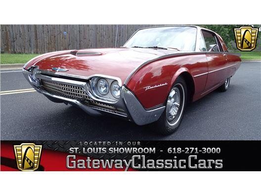 1962 Ford Thunderbird for sale in OFallon, Illinois 62269