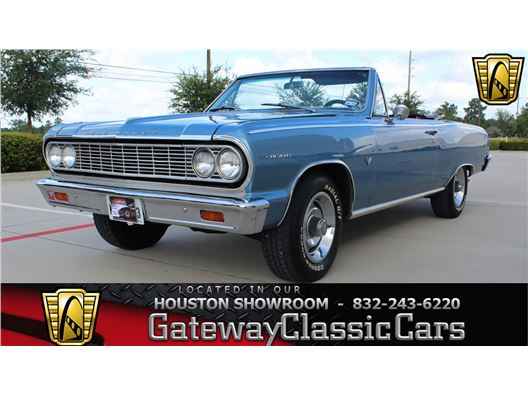 1964 Chevrolet Malibu for sale in Houston, Texas 77090