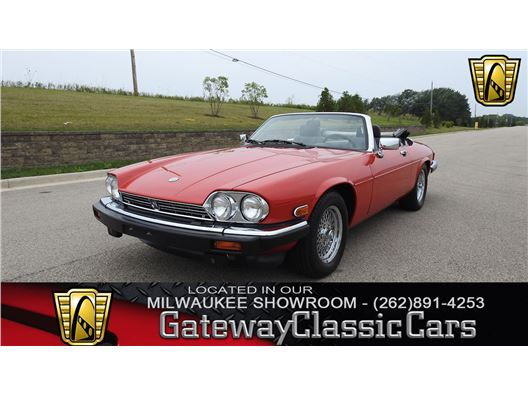 1990 Jaguar XJS for sale in Kenosha, Wisconsin 53144