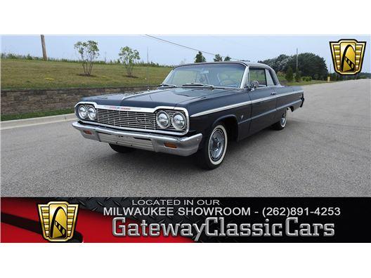 1964 Chevrolet Impala SS for sale in Kenosha, Wisconsin 53144