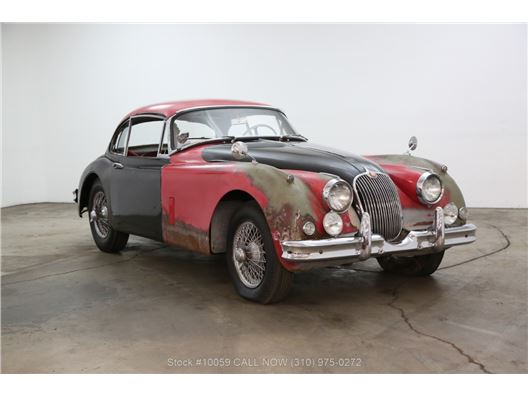 1959 Jaguar XK150S for sale in Los Angeles, California 90063