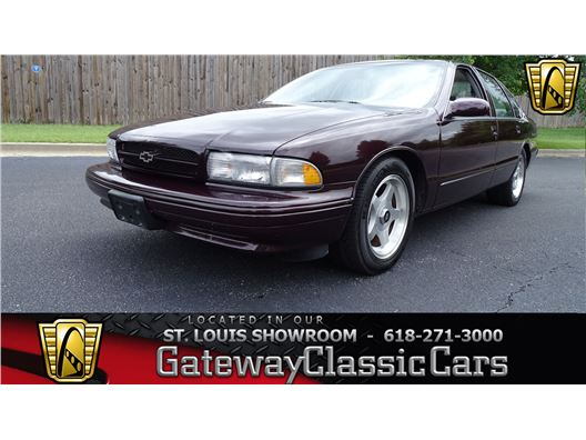 1996 Chevrolet Caprice for sale in OFallon, Illinois 62269