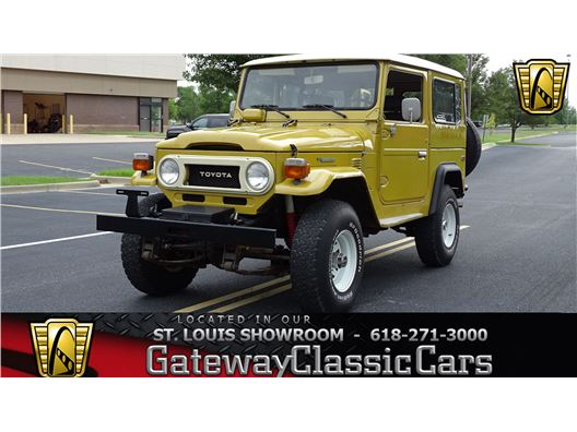 1978 Toyota Land Cruiser for sale in OFallon, Illinois 62269