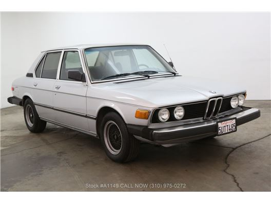 1980 BMW 528i E12 for sale in Los Angeles, California 90063