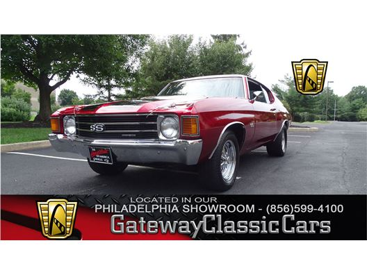 1972 Chevrolet Chevelle for sale in West Deptford, New Jersey 8066