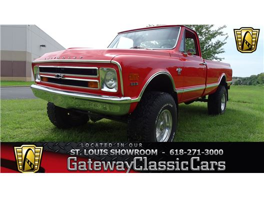 1968 Chevrolet K30 for sale in OFallon, Illinois 62269