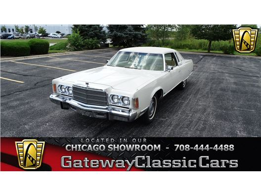 1975 Chrysler New Yorker for sale in Crete, Illinois 60417