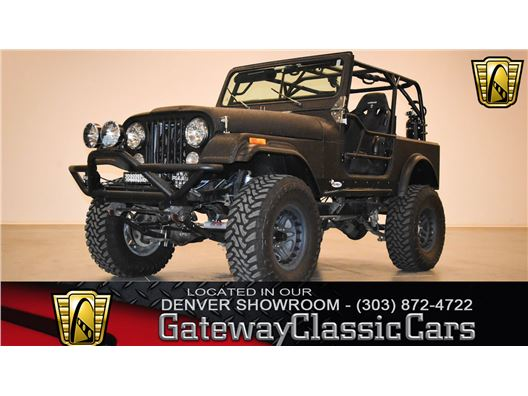 1984 Jeep CJ7 for sale in Englewood, Colorado 80112