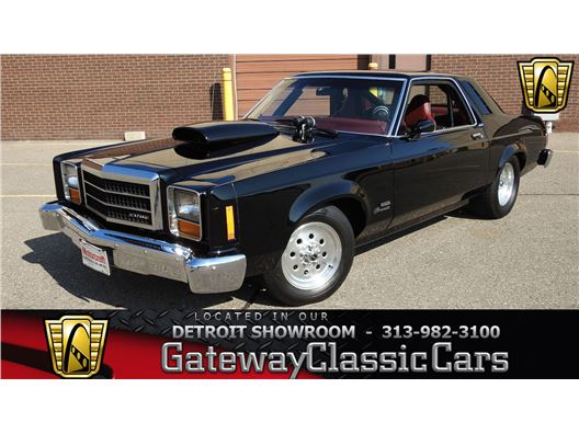 1978 Ford Granada Pro Street for sale in Dearborn, Michigan 48120