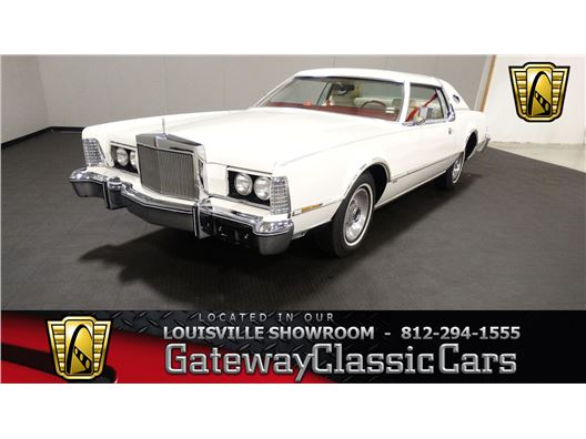 1975 Lincoln Continental for sale in Memphis, Indiana 47143