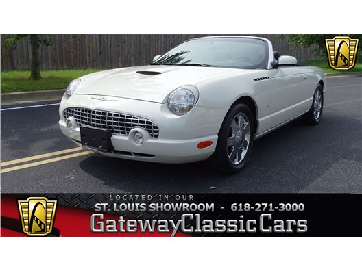 2003 Ford Thunderbird for sale in OFallon, Illinois 62269