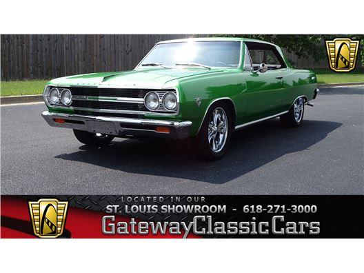 1965 Chevrolet Chevelle for sale in OFallon, Illinois 62269