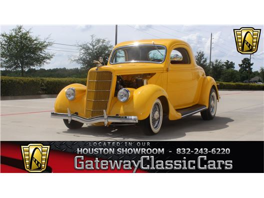 1935 Ford 3 Window for sale in Houston, Texas 77090