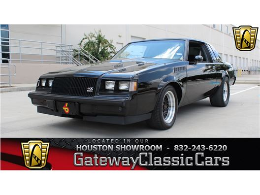 1987 Buick Regal for sale in Houston, Texas 77090