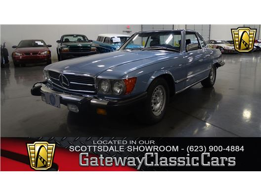 1985 Mercedes-Benz 380SL for sale in Deer Valley, Arizona 85027