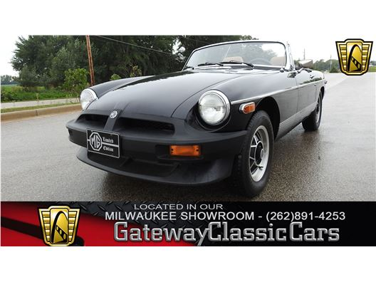 1979 MG MGB for sale in Kenosha, Wisconsin 53144