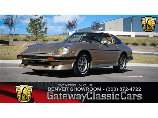 1983 Nissan 280ZX for sale in Englewood, Colorado 80112