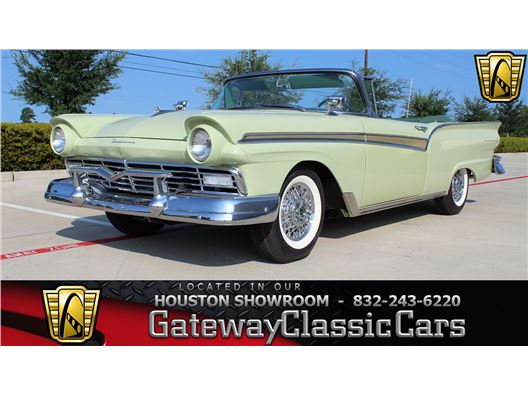 1957 Ford Fairlane for sale in Houston, Texas 77090