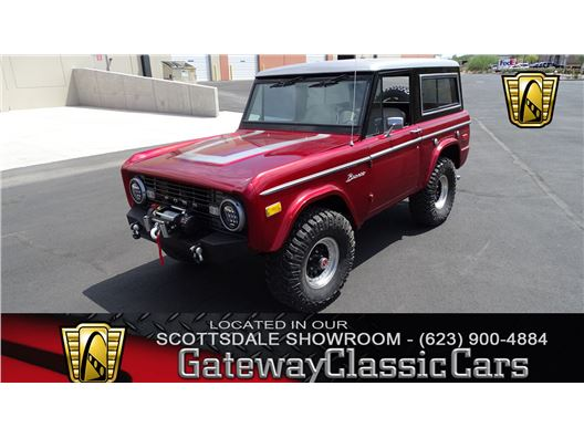 1976 Ford Bronco for sale in Deer Valley, Arizona 85027