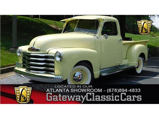 1951 Chevrolet 3100 for sale in Alpharetta, Georgia 30005