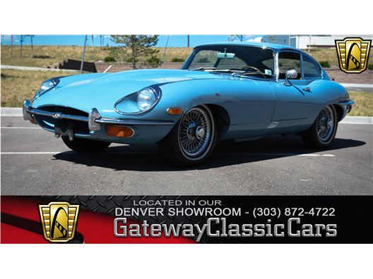 1969 Jaguar XKE for sale in Englewood, Colorado 80112