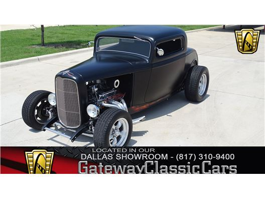 1932 Ford 3 Window for sale in DFW Airport, Texas 76051