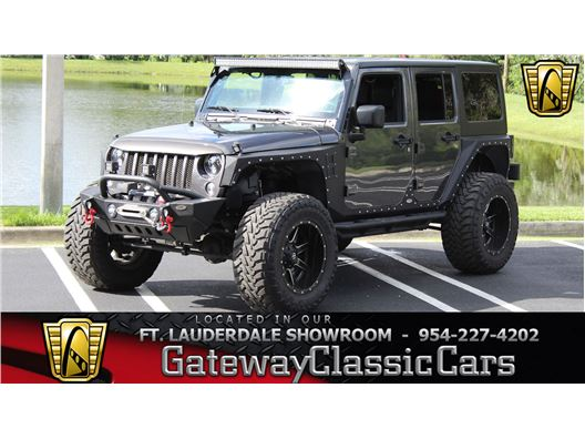 2017 Jeep Wrangler for sale in Coral Springs, Florida 33065