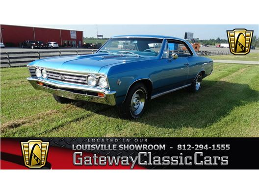 1967 Chevrolet Chevelle for sale in Memphis, Indiana 47143