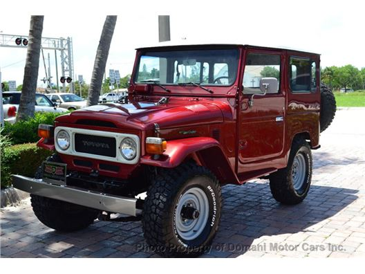 1981 Toyota LandCruiser for sale in Deerfield Beach, Florida 33441