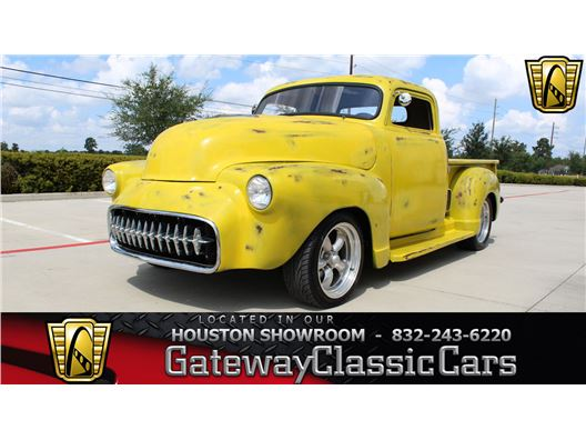 1954 Chevrolet 3100 for sale in Houston, Texas 77090