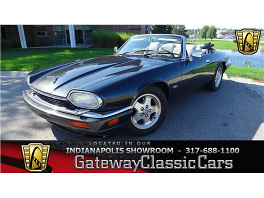1995 Jaguar XJS for sale in Indianapolis, Indiana 46268