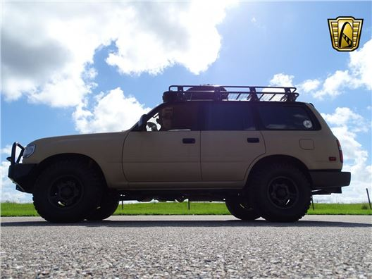 1996 Lexus LX 450 for sale in Ruskin, Florida 33570