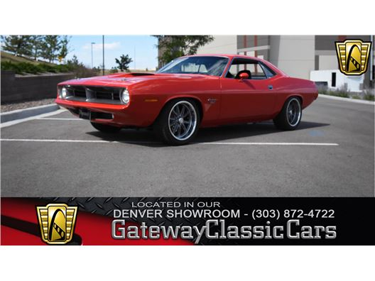 1970 Plymouth Barracuda for sale in Englewood, Colorado 80112