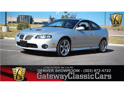 2005 Pontiac GTO for sale in Englewood, Colorado 80112
