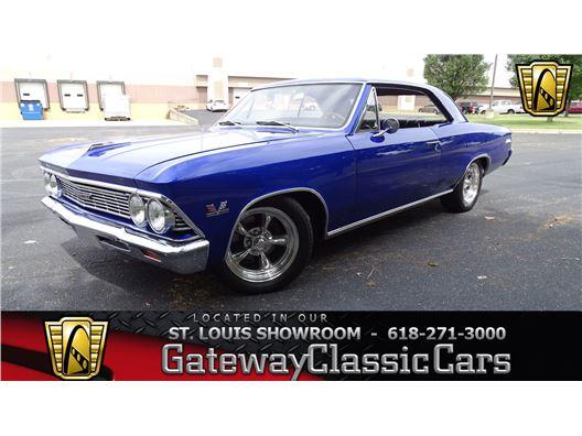 1966 Chevrolet Chevelle for sale in OFallon, Illinois 62269
