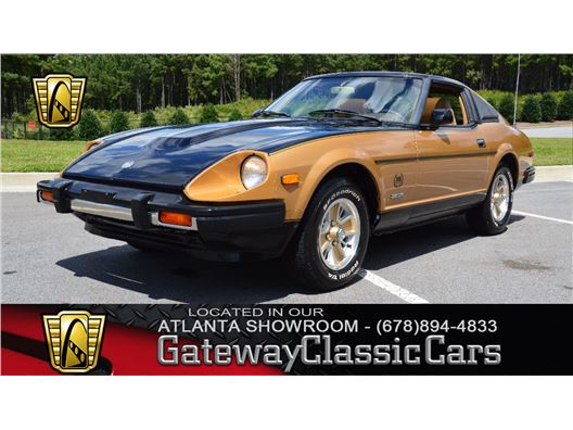 1980 Datsun 280ZX for sale in Alpharetta, Georgia 30005