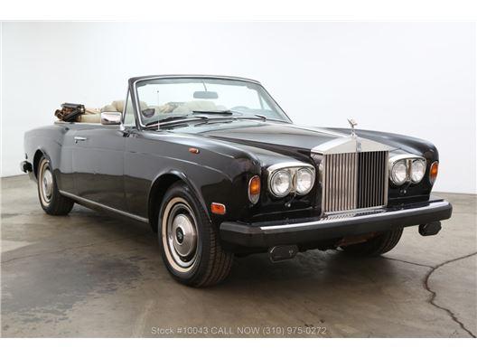 1981 Rolls-Royce Corniche for sale in Los Angeles, California 90063