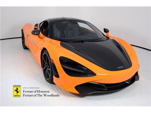 2018 McLaren 720S for sale in Houston, Texas 77057