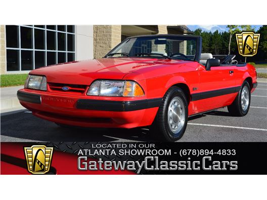 1990 Ford Mustang for sale in Alpharetta, Georgia 30005