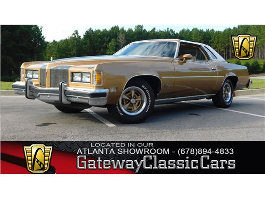 1976 Pontiac Grand Prix for sale in Alpharetta, Georgia 30005