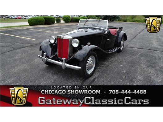 1952 MG TD for sale in Crete, Illinois 60417