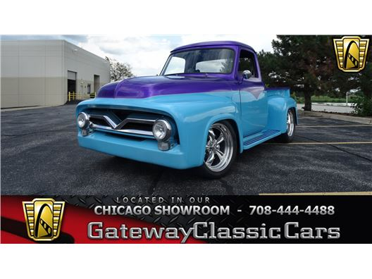 1955 Ford F100 for sale in Crete, Illinois 60417