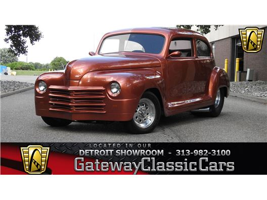 1947 Plymouth Coupe for sale in Dearborn, Michigan 48120