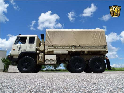 1995 Stuart and Stevenson M1083A1 for sale in Ruskin, Florida 33570