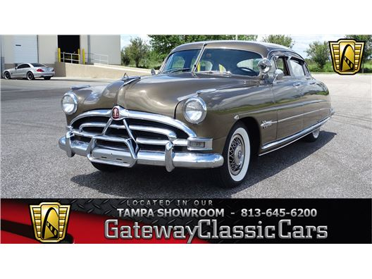 1951 Hudson Hornet for sale in Ruskin, Florida 33570
