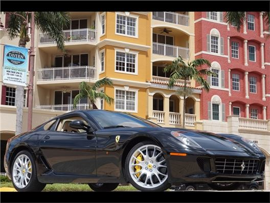 2009 Ferrari 599 GTB Fiorano for sale in Naples, Florida 34104