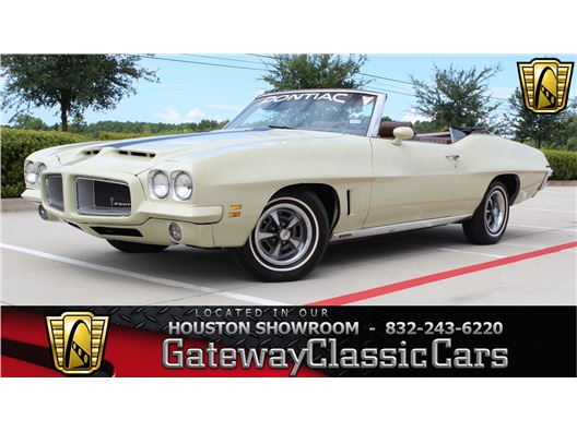 1972 Pontiac LeMans for sale in Houston, Texas 77090