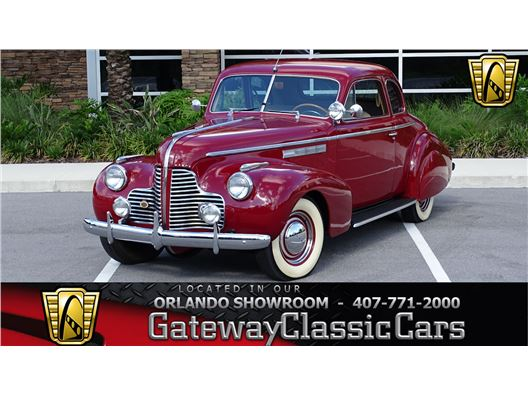 1940 Buick 46S for sale in Lake Mary, Florida 32746