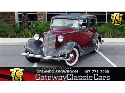 1934 Nash LaFayette for sale in Lake Mary, Florida 32746