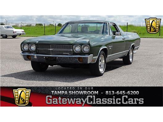 1970 Chevrolet El Camino for sale in Ruskin, Florida 33570